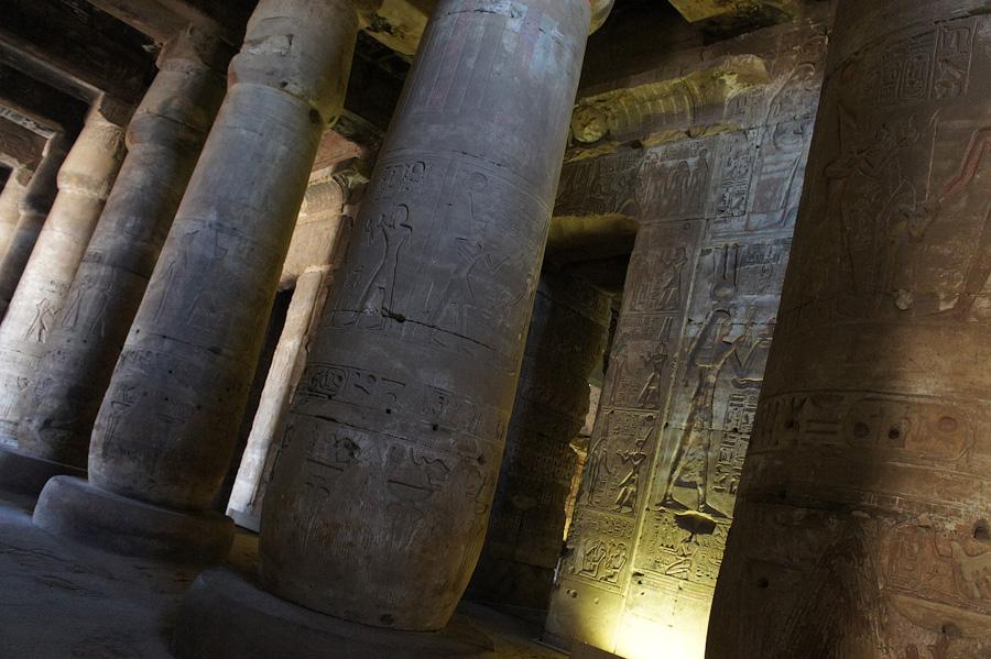 Храм Сети I, Абидос, Египет