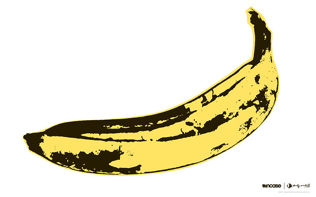 Warhol Banana by Incase, on Flickr