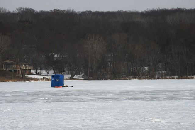 Farquar ice fishing minnesota is known as the land of 10 for Ice fishing in minnesota