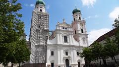 Пассау - кафедральный собор Святого Стефана