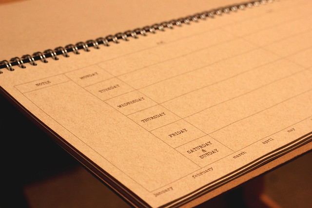 Tools for the new year - blog planner