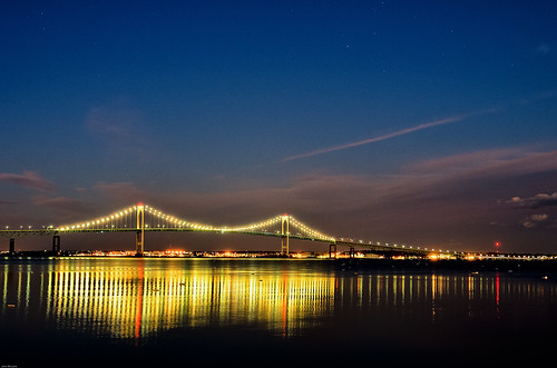 newport bridge by enjoiskate8 via I {heart} Rhody