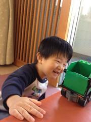子育て支援センターにて 2013/1/19
