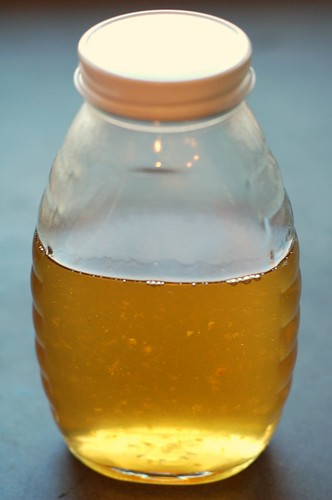 Kumquat simple syrup by Eve Fox, Garden of Eating blog, copyright 2013