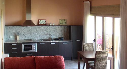Apartament el Cel: Cuina equipada i pràctica