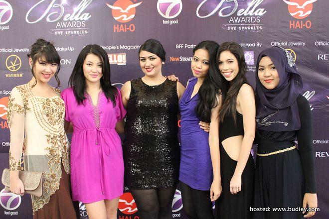 ntv7 Umum Senarai Finalis Top 5 Bella Awards 2013