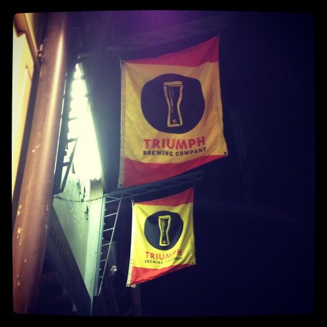 Triumph Brewery, Princeton.