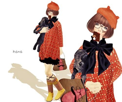 orange♥