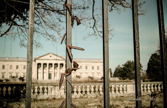 Abandoned Lynnewood Hall Elkins Park Pa Incredibl Flickr Photo Sharing
