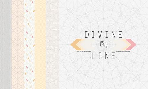 I lowe scrap - DIVINE this LINE