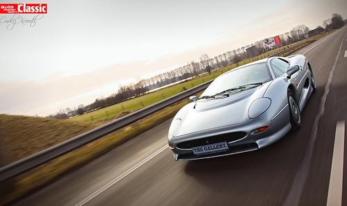 Jaguar XJ220 by ondrakroutil Z
