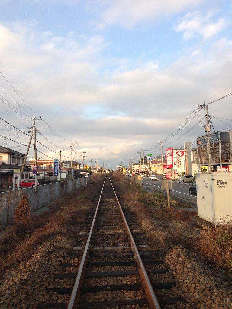 JR九州 指宿枕崎線 坂の上-五位野
