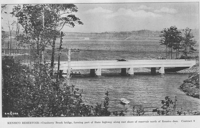 Report 1916 Cranberry Brook Bridge