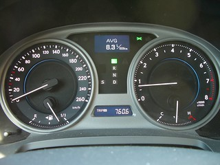 Lexus IS250 2006  073