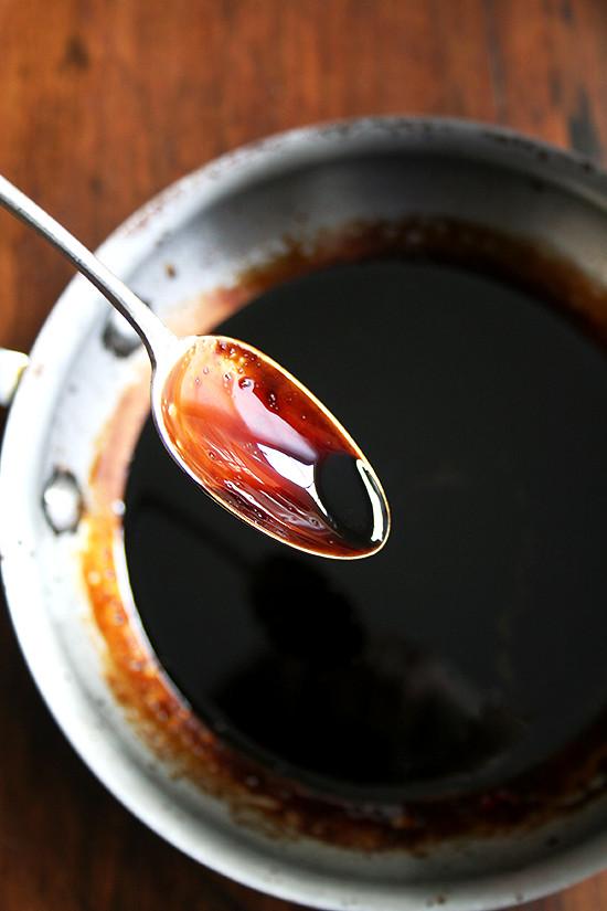 balsamic caramel