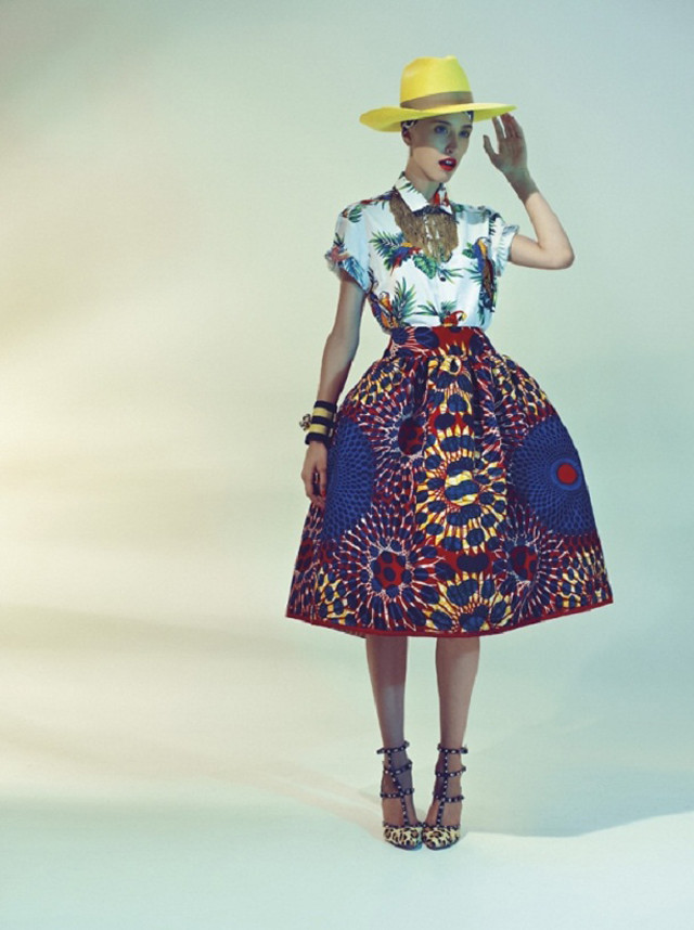 Stella -Jean-Spring-Summer-2013 collection-jadore-fashion.com