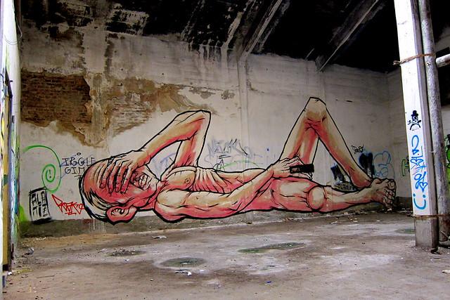mural | alaniz | russische kaserne bernau