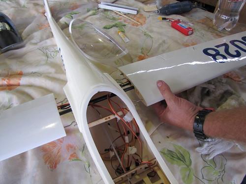 Planador ASW 28 Da montagem aos acertos e vôo 8450495047_943880104d