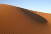 Morning sand dune