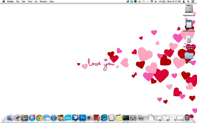 february background macbook