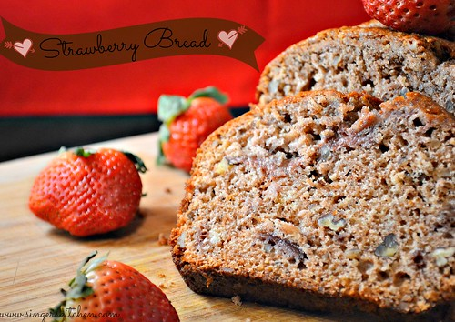Strawberry Bread 4