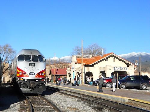 Santa Fe Depot by busboy4