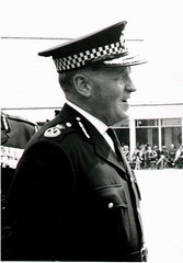 Andrew L McClure Chief Constable of Inverness-shire Constabulary 1963 - 1968 and of Inverness Constabulary 1968 - 1975