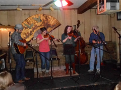 The CKY chapter held their 6th annual Old Time Music showcase at Als bar as part of Lexington Loves Mountains week.