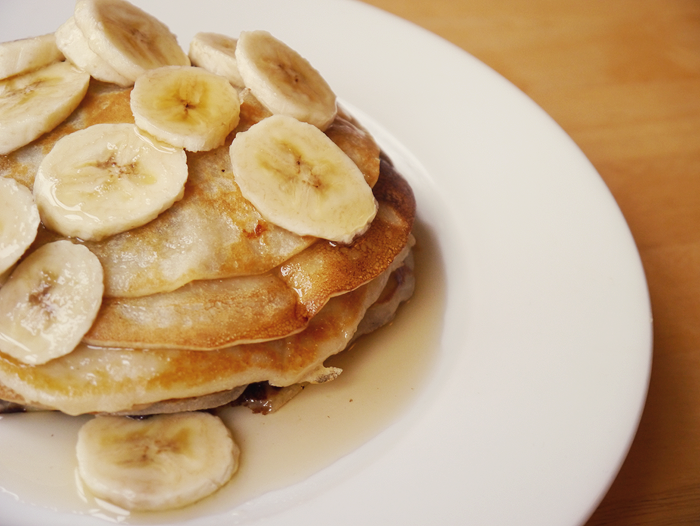 banana pancakes recipe 2
