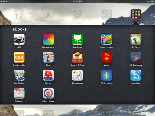 eBook Apps (Feb 2013)