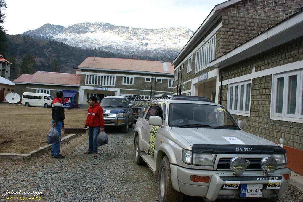 Muzaffarabad Jeep Club Neelum Snow Cross - 8468186951 274fe0018f b