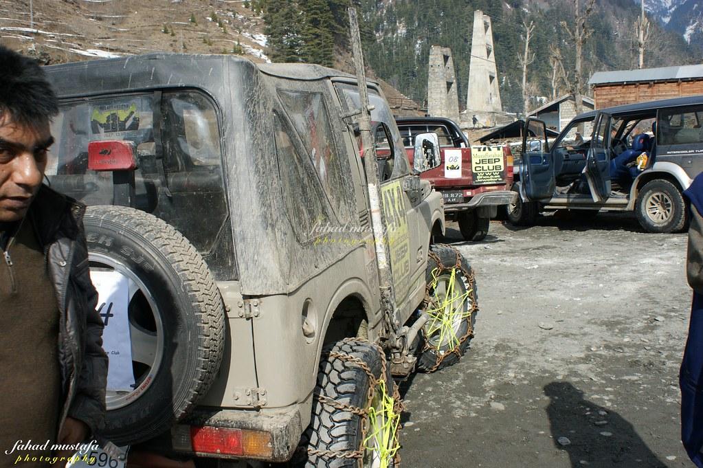 Muzaffarabad Jeep Club Neelum Snow Cross - 8470733175 12db1da18a b
