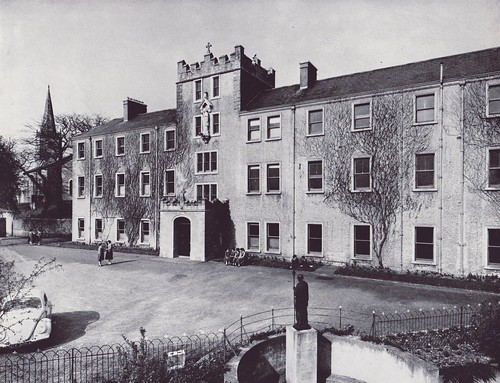 c.1958. St Louis Carickmacross, Co. Monaghan, Ireland