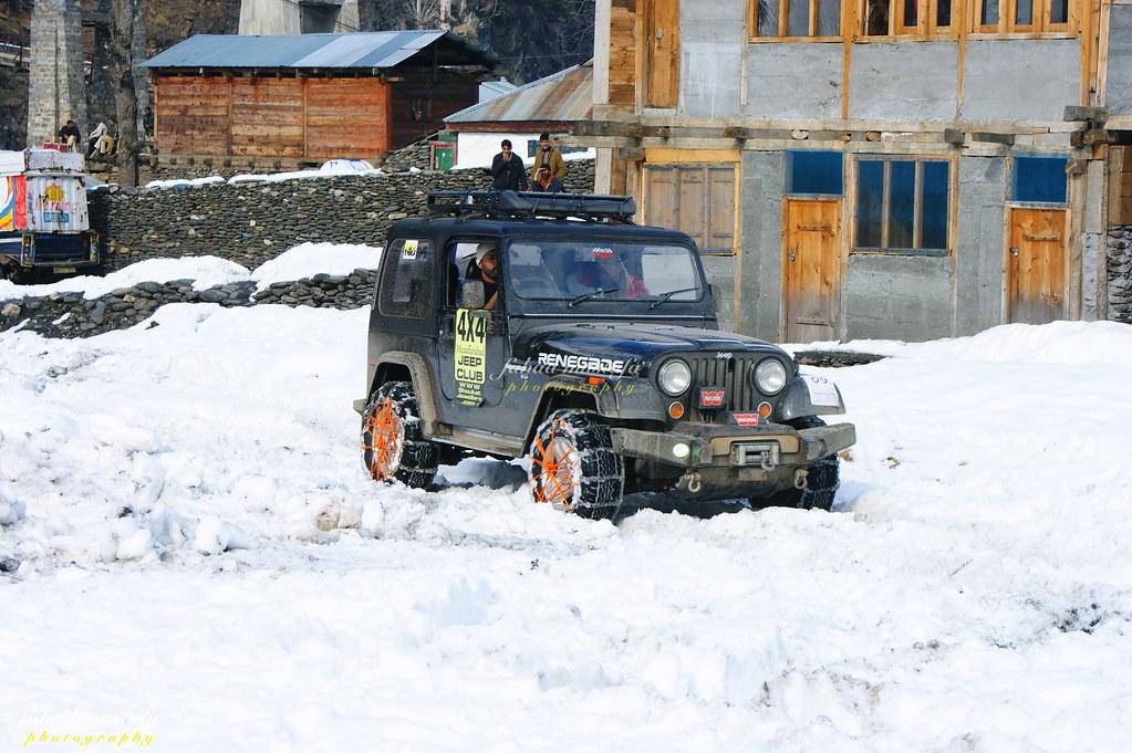 Muzaffarabad Jeep Club Neelum Snow Cross - 8472013620 a56a3a8f80 b