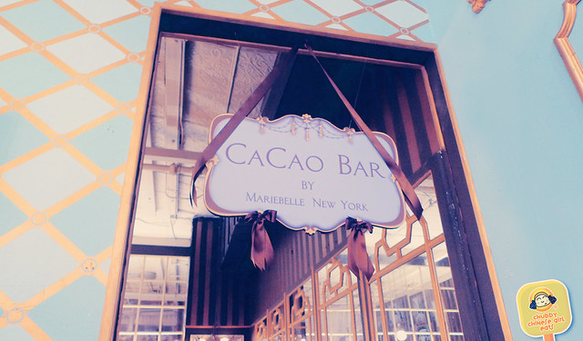 Cocoa Bar by Mariebelle NY cocoa bar 2
