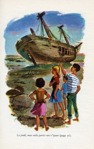 Le passager de la belle aventure, by Louise BELLOCQ-image-50-150