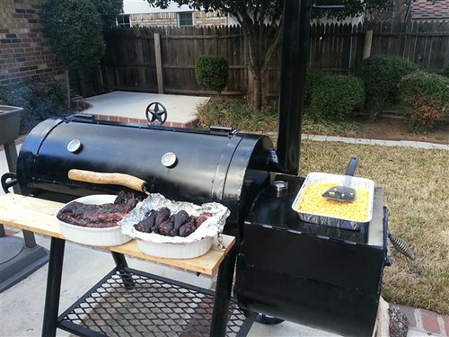 Reverse Flow Smoker / BBQ Pit Project - Lots of Pictures