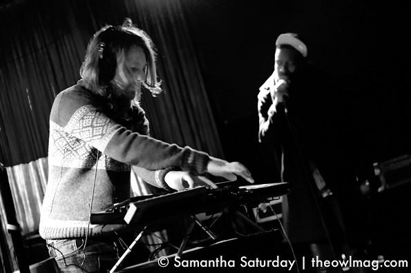 Lucky Paul @ The Satellite, LA 2/12/13