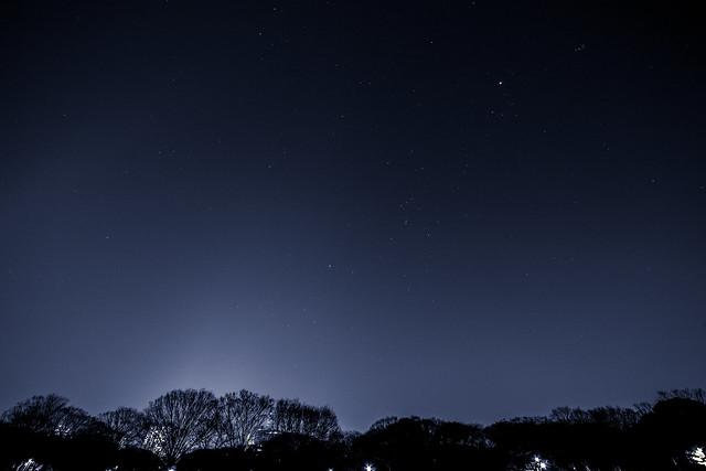 20130215_01_Tokyo Night Sky