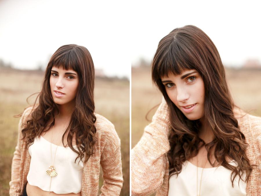 Model Test: Hannah