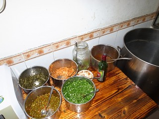 桂林米粉屋のお好み具