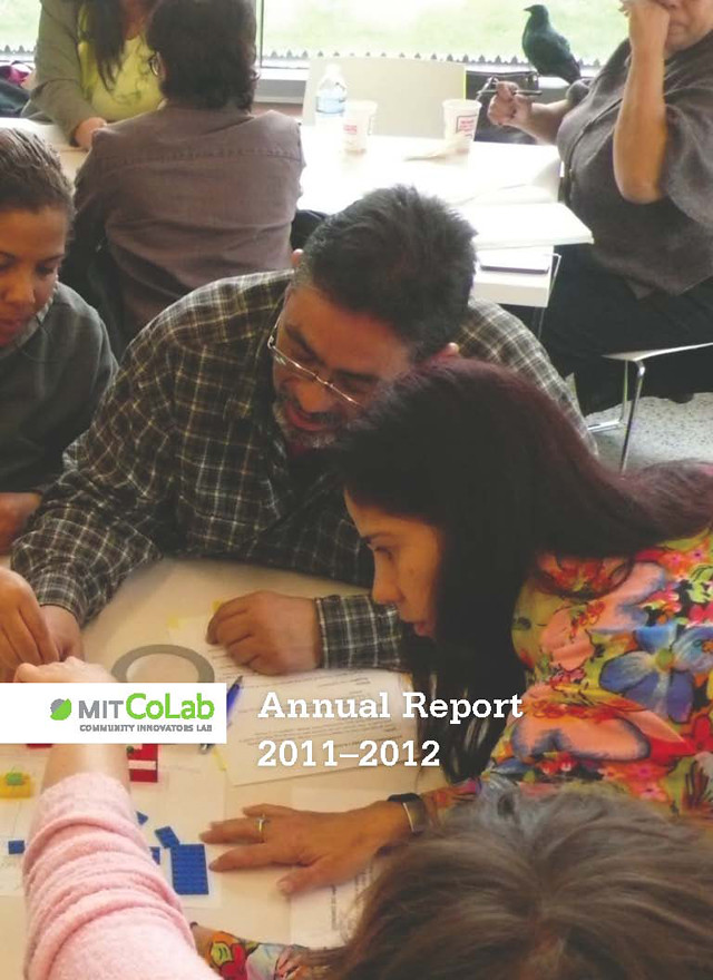What does CoLab do? Download the CoLab Annual Report.