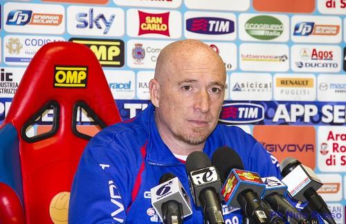 """Catania, Maran: """"Contro il Parma cuore e coraggio""""$"""