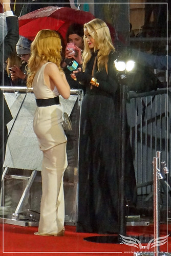 The Establishing Shot: EE BAFTAs RED CARPET EE RISING STAR WINNER JUNO TEMPLE INTERVIEWED BY LAURA WHITMORE FOR THE EE BAFTAS 360° RED CARPET SHOW by Craig Grobler