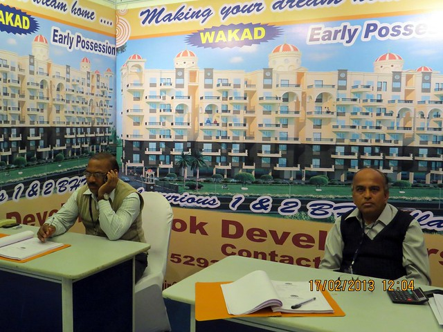"Surya Vaibhav at Dange Chowk - The Times of India Pune Property Exhibition  ""Invest in West Pune""  16th & 17th February 2013"