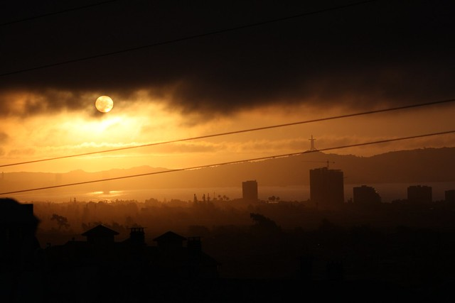 Coquimbo Apocalyptic Sunset III