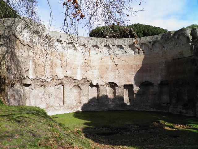 Baths of Trajan,  Oppian Hill, Rome