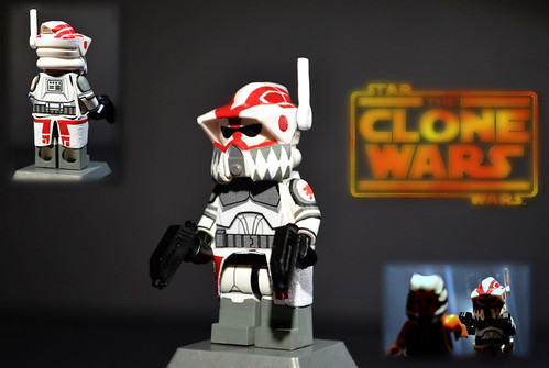 LEGO Star Wars : The Clone Wars - Sergeant Hound