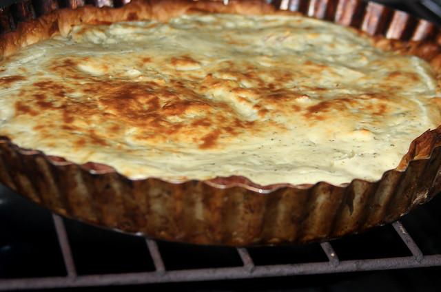 Tarta de Queso y Cebolla 066