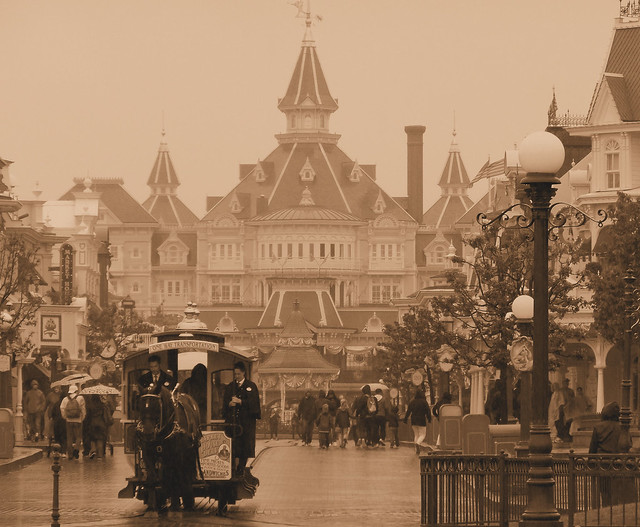 In The Rain (DLP)